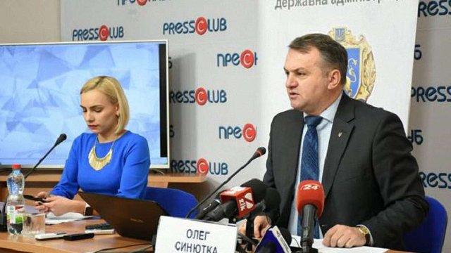 За рік на Львівщині відремонтували 600 км доріг та близько 1800 соціальних об'єктів