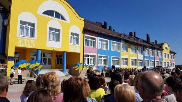 Цьогоріч Львівщина стала лідером по Україні за кількістю нових шкіл