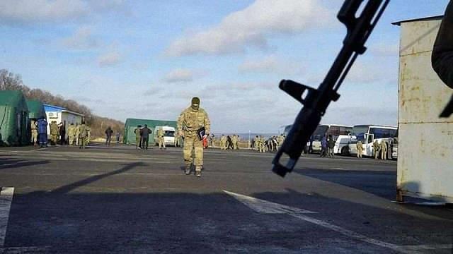 На Донбасі завершився процес обміну полоненими