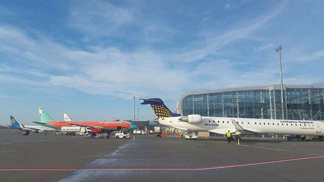 Мінінфраструктури не підтримало ідею передати в концесію міжнародний аеропорт «Львів»