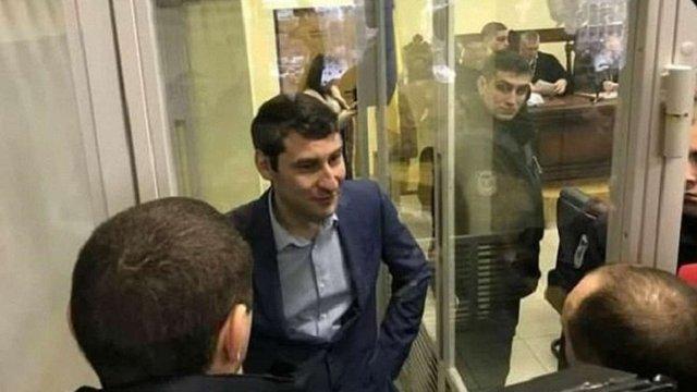 Апеляційний суд залишив під арештом соратника Саакашвілі