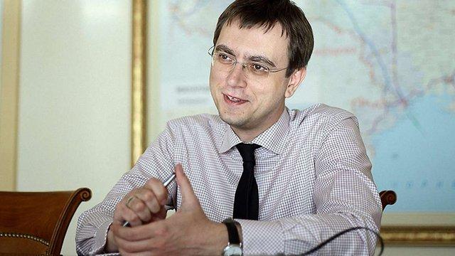 Омелян розповів про плани з запуску в Україні виробництва електромобілів