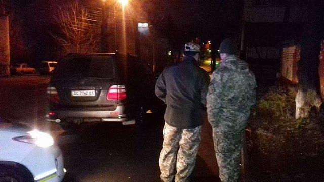 У Вінниці поліцейські впіймали п'яним за кермом працівника СБУ