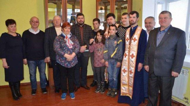 На Львівщині восьмеро дітей-сиріт отримали власне житло