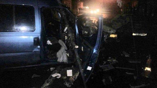 Унаслідок ДТП у Мостиськах постраждало троє людей