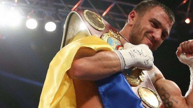 Українець Василь Ломаченко став найкращим боксером року за версією видання The Ring