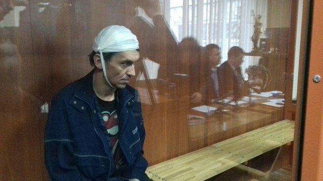 Суд взяв під варту злочинця, який захопив у Харкові заручників