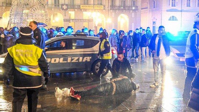 В італійському Турині вибухнула бомба у смітнику: є поранені
