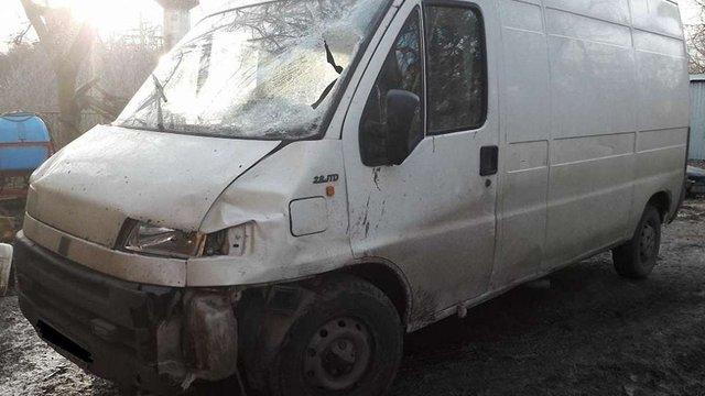 Поліція затримала водія, який на смерть збив 14-річного підлітка на Хмельниччині і втік