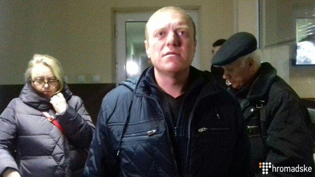 Екс-наречений загиблої правозахисниці Ноздровської відмовився давати свідчення