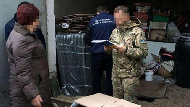 У Львові директорку ТзОВ затримали за вимагання ₴45 тис.