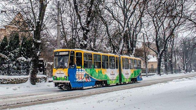 Трамваї №2 у Львові тимчасово змінять маршрут