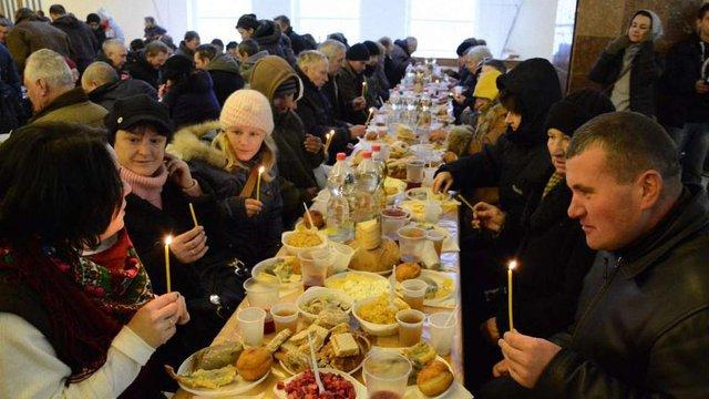 У Львові відбудуться різдвяні вечері для потребуючих