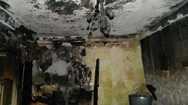 У Києві чоловік підпалив квартиру, щоб приховати вбивство