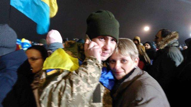 Звільнений з полону 23-річний військовий з Борислава спростував звинувачення у зраді