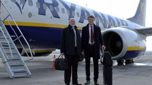Володимир Омелян знову анонсував захід Ryanair на український ринок