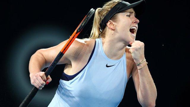Еліна Світоліна вийшла у фінал турніру WTA в Брісбені