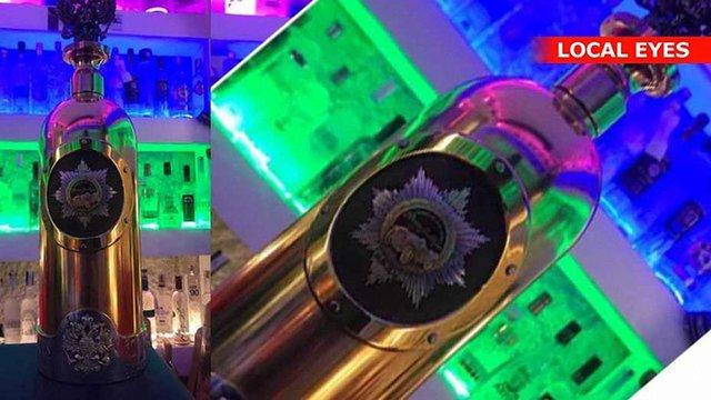 У Данії знайшли зниклу пляшку горілки вартістю у мільйон євро