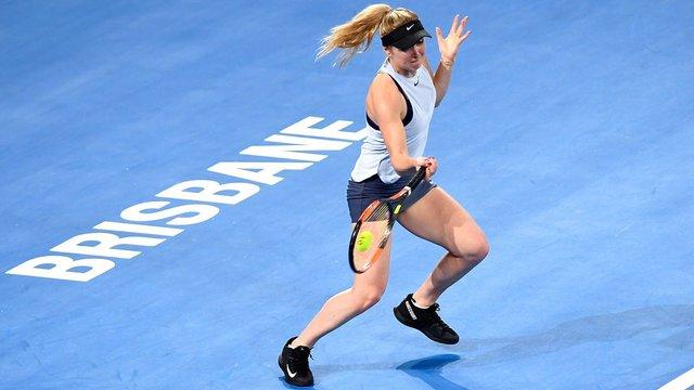 Світоліна виграла турнір у Австралії