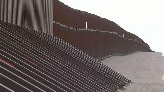 США планують виділити $18 млрд на будівництво «стіни» на кордоні з Мексикою
