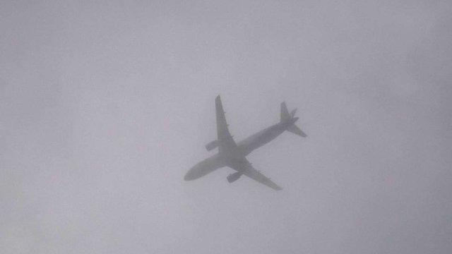 Через сильний туман в аеропорту Тбілісі скасували всі авіарейси