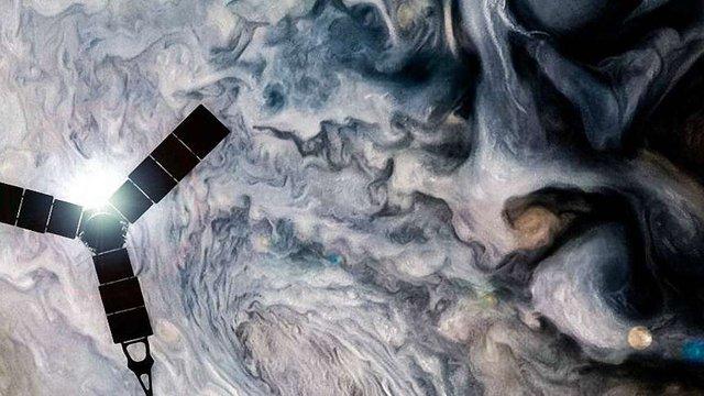 Зонд NASA передав на Землю нові знімки Юпітера