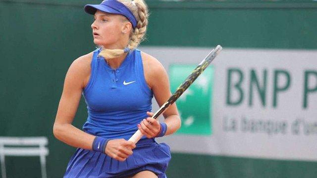 Українська тенісистка Даяна Ястремська очолила світовий рейтинг юніорів