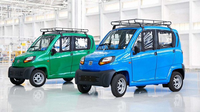 В Україні продаватимуть найдешевший в світі автомобіль