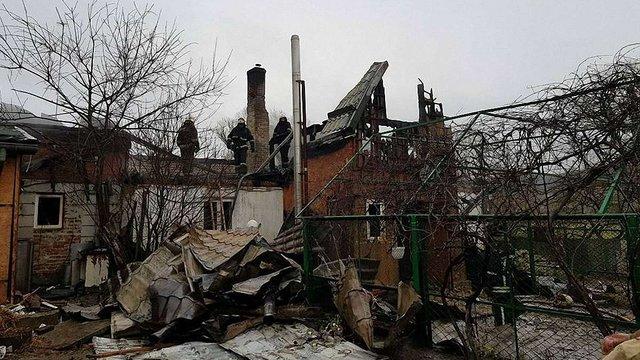 На Львівщині згорів притулок для тварин