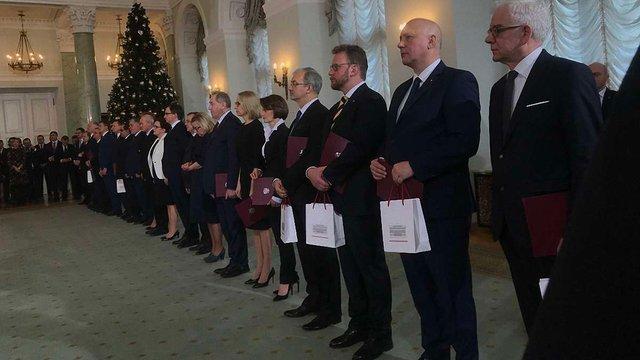 Польський міністр-українофоб Вітольд Ващиковський втратив посаду