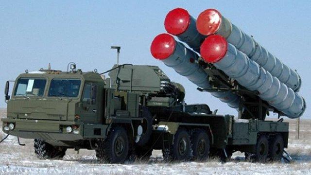 Росія розмістить в окупованому Криму нові ЗРК С-400 для «захисту від України»