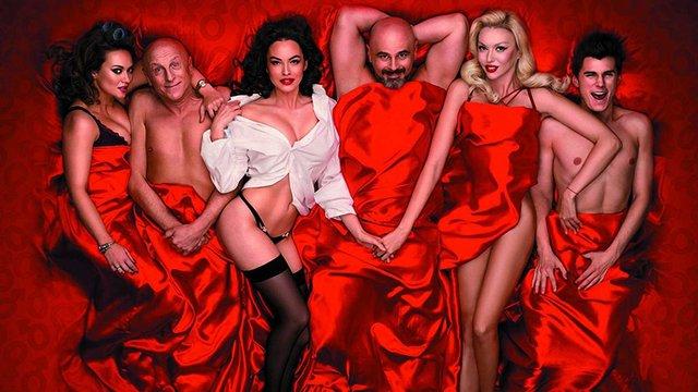 Українська комедія «Свінгери» зібрала у прокаті майже ₴11 млн