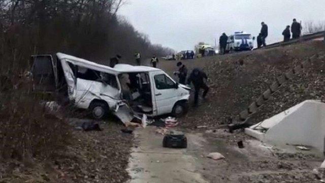В Росії у ДТП загинули троє українців
