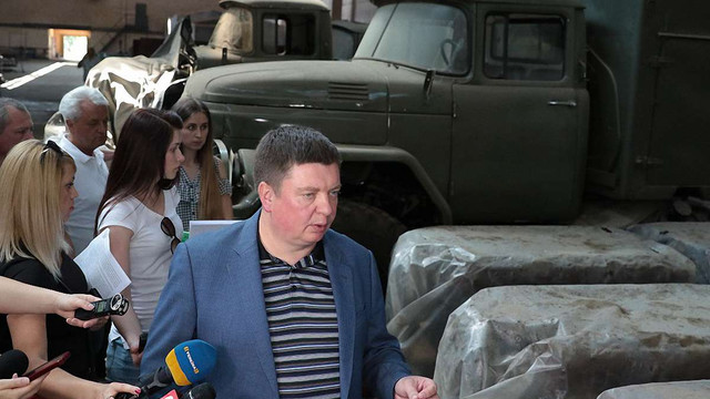 Підозрюваним у справі Львівського бронетанкового заводу продовжили запобіжний захід