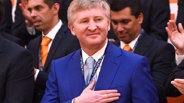 Рінат Ахметов піднявся в рейтингу світових мільярдерів