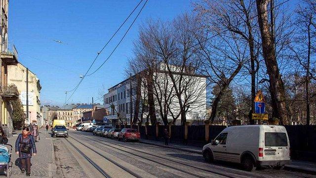 Наприкінці січня у Львові розпочнуть ремонт вул. Замарстинівської