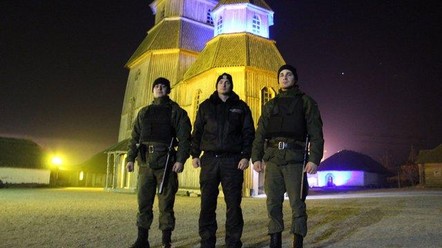 Нацгвардія взяла під охорону «Запорізьку Січ» на Хортиці і православні храми Запоріжжя