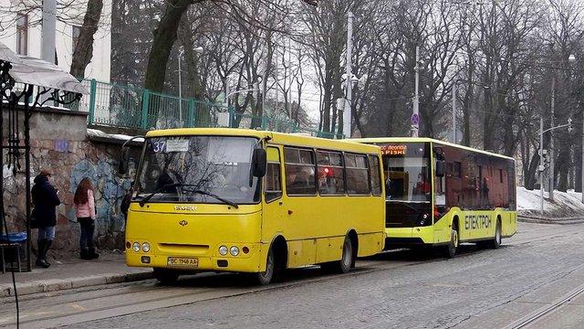 Львівське АТП  придбало у Вінниці шість систем для підрахунку пасажирів у транспорті