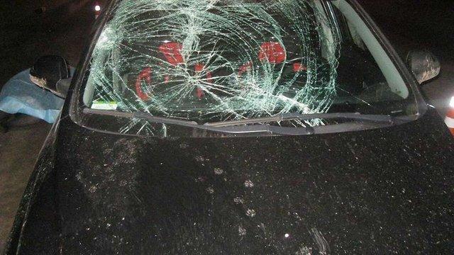 На Львівщині поліція затримала п'яного водія, що збив насмерть літню жінку