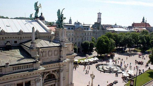 У 2017 році туристи залишили у Львові понад 600 млн євро
