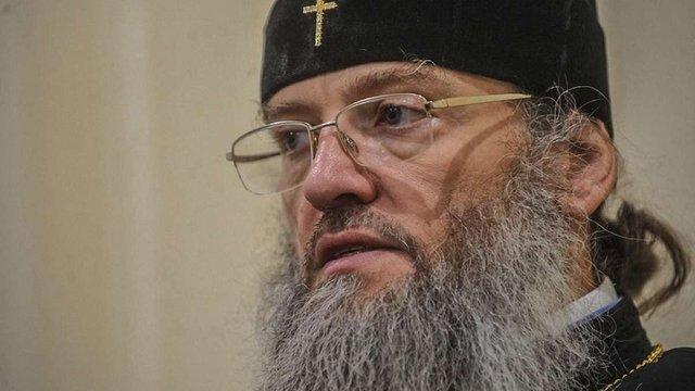 Митрополит УПЦ (МП) заступився за підопічних через скандал із відспівуванням дитини