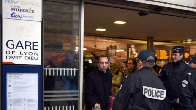 У Франції п'яні пасажири влаштували погром у потязі