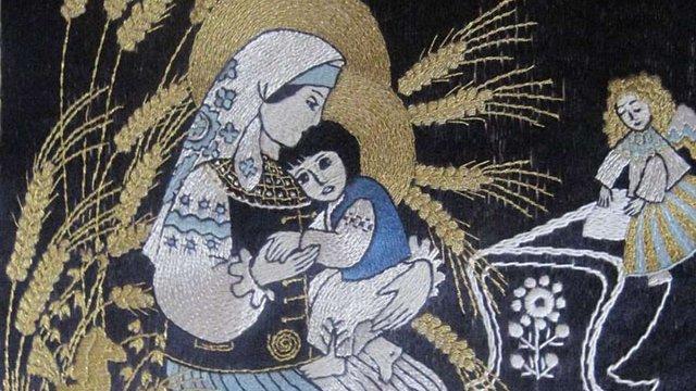 У музеї-садибі родини Антоничів на Львівщині покажуть унікальні вишиті ікони