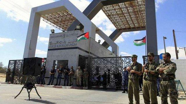 Ізраїль закрив останній КПП на кордоні з Газою