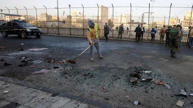У подвійному теракті в Багдаді загинуло майже 30 людей