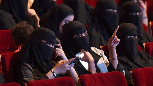 У Саудівській Аравії вперше за 35 років показали фільм на широкому екрані