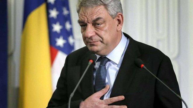 У Румунії вже другий за півроку прем'єр пішов у відставку