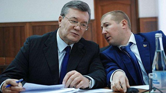Адвокати Януковича через соцмережі шукають тих, хто «розповість правду» про події Євромайдану