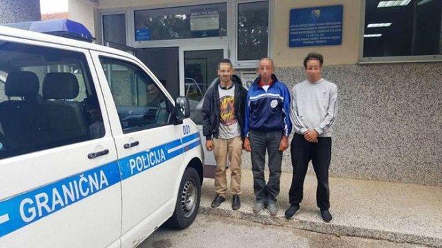 У Словенії затримали українця за перевезення у вантажівці двадцятьох пакистанців