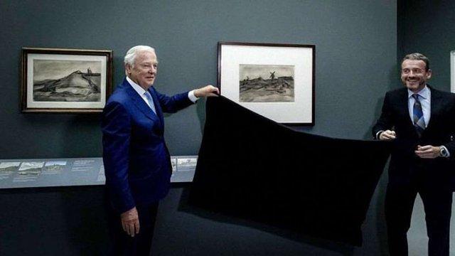 У Нідерландах показали дві невідомі картини Ван Гога